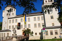 Asparn castle