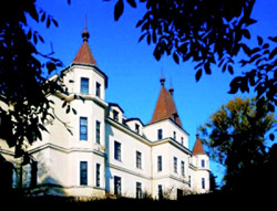 Margitligeti kastély